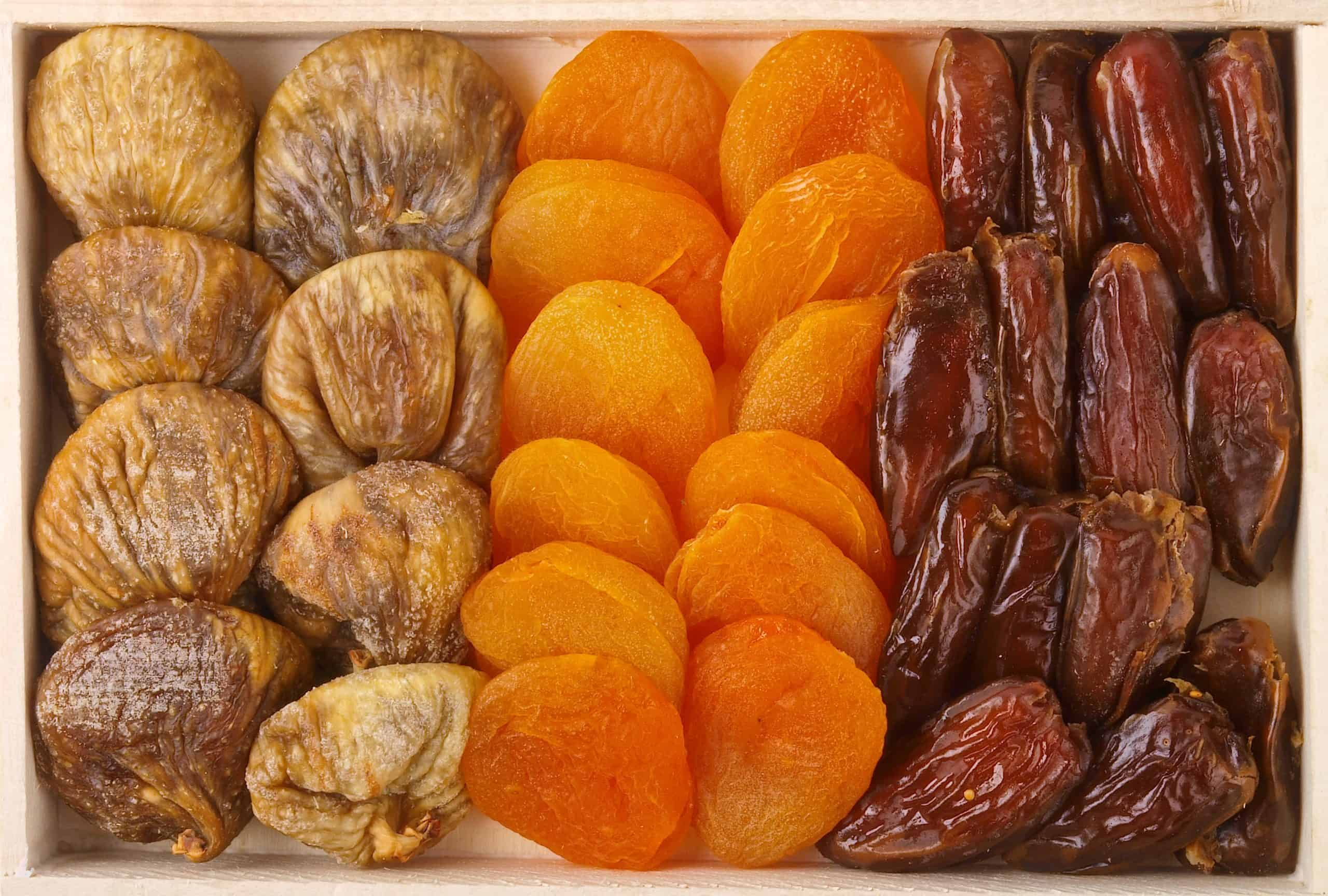 dried fruit is vegan