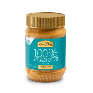 peanut butter without palm oil