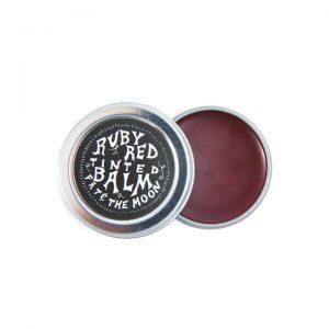 tinted palm oil free lip balm
