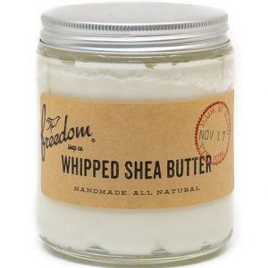 palm oil free shea butter use as lotion