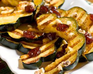 grilled acorn squash recipe