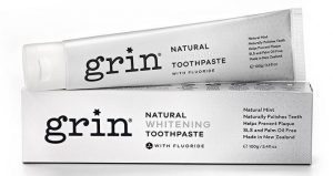 palm oil free fluoride toothpaste