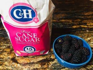 blackberry filling ingredients