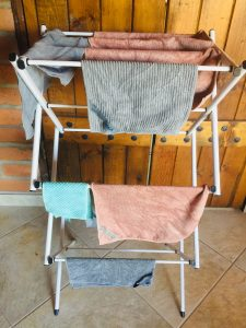 Norwex cloths for eco-friendly cleaning without palm oil