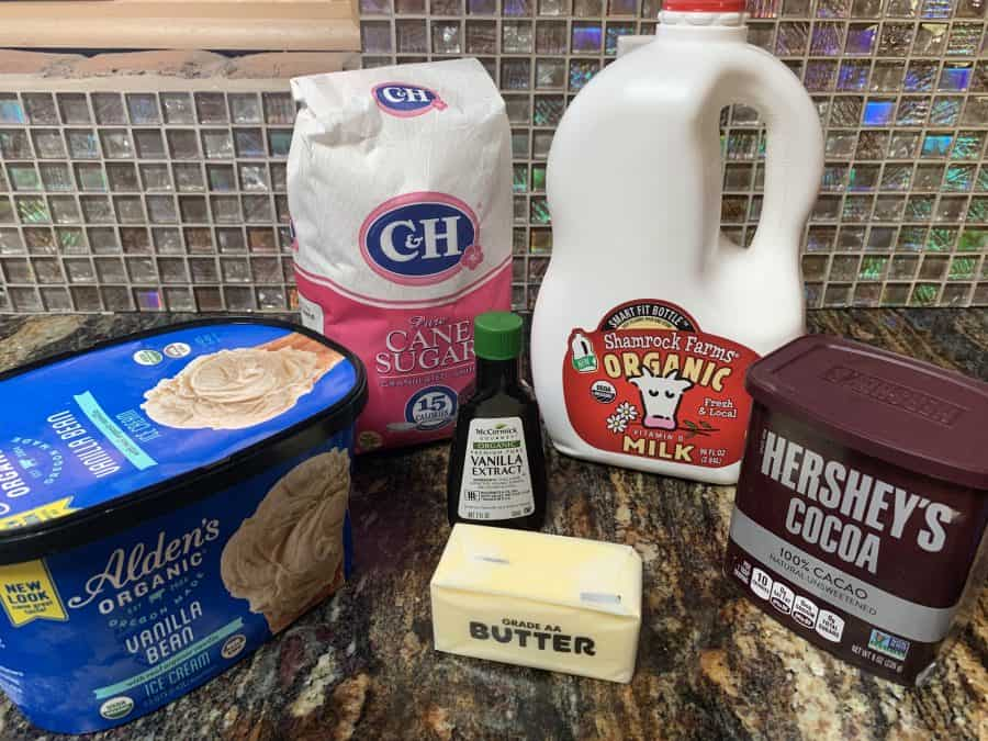how to make a chocolate milkshake