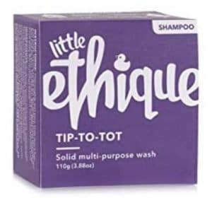Ethique baby wash without palm oil