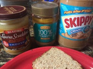 peanut butter without palm oil ingredients