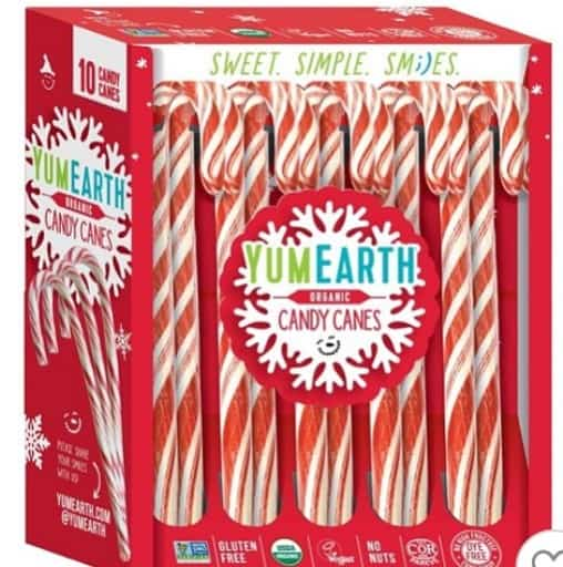 Christmas candy without palm oil