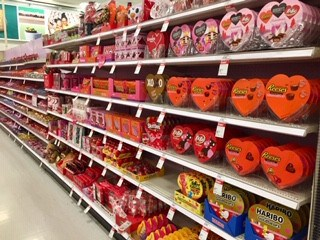 finding palm oil free valentine's candy