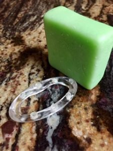 soap stand to prolong life of soap makes it easier to live palm oil free