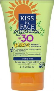 palm free sunscreen