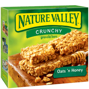 granola bars without palm oil