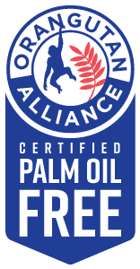 palm oil free certified candy