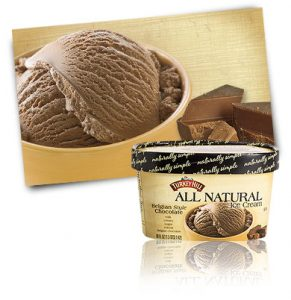 all natural ice cream without palm oil