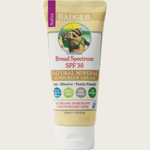 palm oil free sunscreen