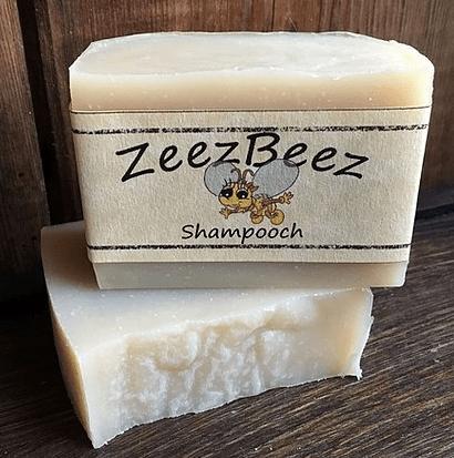 dog shampoo without palm oil