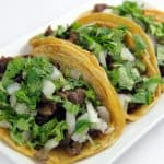 how to make taco shells from scratch