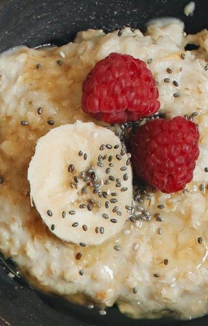 cauliflower oatmeal